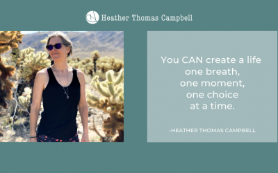 Break up or…? Heather's story of transition.
